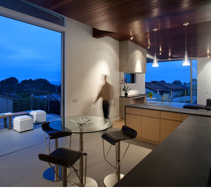 Heather Johnston Architect, AIA, La Jolla California. Casa 8 Project