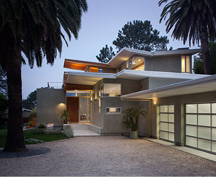 Heather Johnston Architect, AIA, La Jolla California. Casabrava Project
