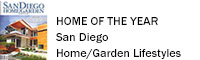 Home Of The Year, San Diego Home/Garden Lifestyles Cover
