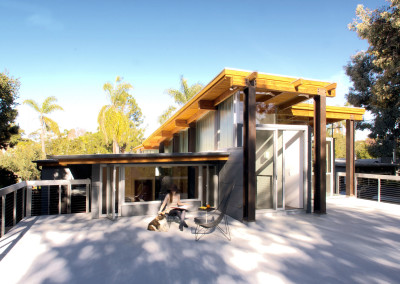 The Phoenix Project: A Modern, Residential Rebuilding Project in San Diego