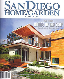 Delightful Coastal San Diego Homes Magazine. U201c