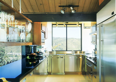 Modernism Reborn: An Upscale Kitchen Addition